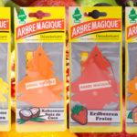 Saquetas de frutas Arbre Magique Pinos