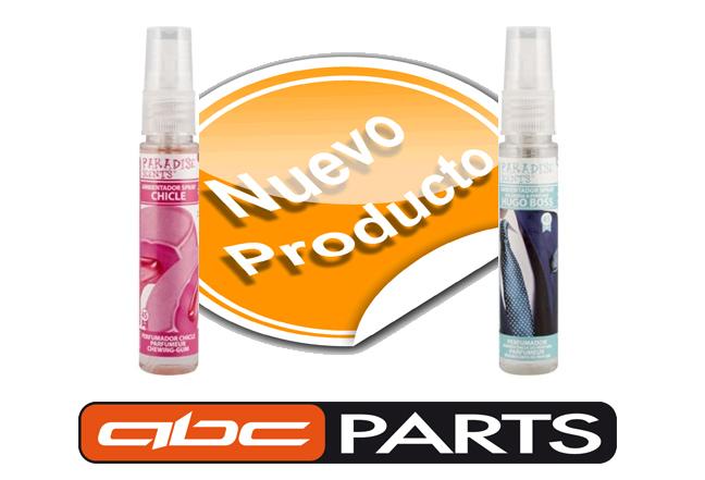 Perfumadores en spray made in Spain