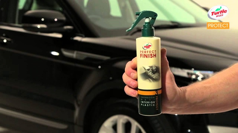 Nueva Perfect Finish de Turtle Wax: limpieza profesional