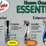 Turtle Wax: nueva gama Essential