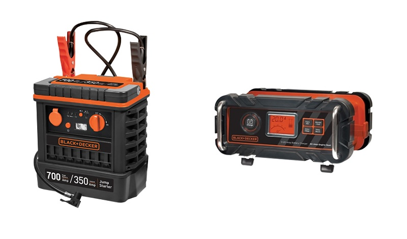 Arrancadores Black & Decker: novedades en ABC Parts
