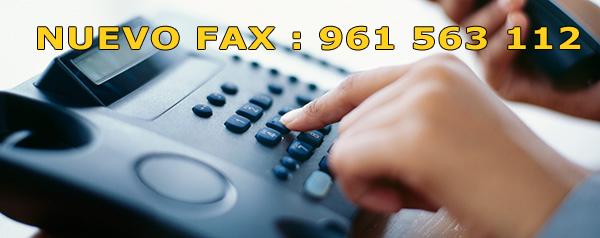 Nuevo Fax – ABC PARTS